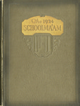 1924 Schoolma'am by State Normal School for Women at Harrisonburg