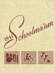 1941 Schoolma'am by Madison College