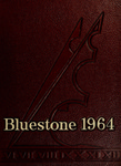 1964 Bluestone by Madison College