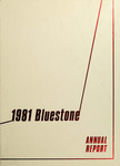 1981 Bluestone by James Madison University