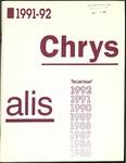 Chrysalis 1991-1992