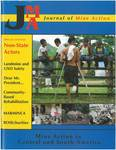 The Journal of Mine Action Issue 8.2 by CISR JMU