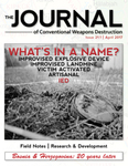 The Journal of Conventional Weapons Destruction Issue 21.1 by CISR JMU