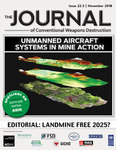 The Journal of Conventional Weapons Destruction Issue 22.3 by CISR JMU