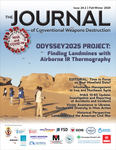 The Journal of Conventional Weapons Destruction Issue 24.2 by CISR JMU