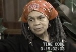 Sonia Sanchez Interview, 9/25/2004