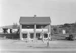 Gas or Service Station, name and location unidentified.