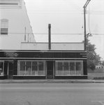 Walter's Restaurant, storefront view. by William Garber
