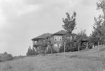 Orkney Springs Hotel, view from the opposite side. Orkney Springs, Va. by William Garber