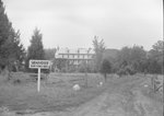 Shenandoah Alum Springs Hotel, view from the road. Orkney Springs, Va. by William Garber