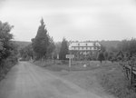 Shenandoah Alum Springs Hotel, distant view from the road. Orkney Springs, Va. by William Garber