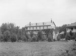 Shenandoah Alum Springs Hotel, view of one of the buildings. Orkney Springs, Va. by William Garber