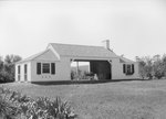 On the property of the Wissler House, garage or shed. by William Garber