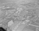 Urban areas and farmland in Luray, Va. by William Garber