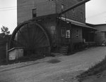 Mt. Jackson Mill, view from the side. Mount Jackson, Va. by William Garber