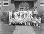 Timberville (High) School, a men's sports team, possibly track and field by William Garber