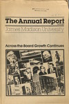 The Annual Report 1979-80: James Madison University