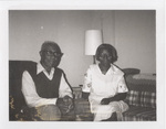 (SNP134) Mr. and Mrs. Luther Wood interviewed by Dorothy Noble Smith, transcribed by Peggy C. Bradley