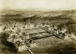School Architect's vision of JMU by James Madison University