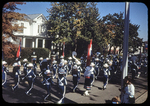 HHS Band in JMU's Homecoming Parade