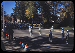 HHS Band in Madison's Homecoming Parade by James Madison University
