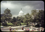 View of U.S. Capital dome seen from Library of Congress by James Madison University