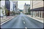 Untitled (N. Main St. looking towards Court Square) by James Madison University
