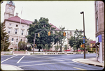 Untitled (Court Square from E. Market St.) by James Madison University