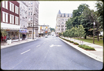Untitled (Looking down S. Main St. in front of Court Square) by James Madison University