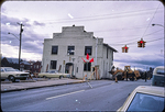 Demolition of old Police Station on W. Water St. by James Madison University