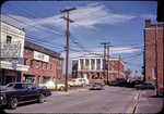 U.S. Post Office from W. Elizabeth after B. Ney Bldg. demolished by James Madison University