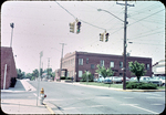 Harrisonburg Police Headquarters on S. Liberty St.