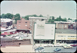 View of Dentons and Penney's from 5th floor of 57 S. Main St.