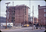 Untitled (Post Office and construction of Harrison Plaza) by James Madison University