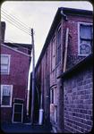 Broken drains, back of Klingstein buildings, Graham St. by James Madison University