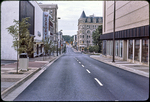 View of Main St. looking south toward Court Square by James Madison University
