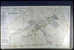 Harrisonburg-1885 Lake's Atlas Map (entire town)