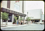 N. Court Square - Joseph Ney's (see new street trees) July '79 by James Madison University
