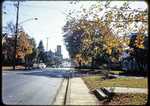 N. High at Green, looking south, Oct. 1967 by James Madison University