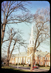 Baptist Church steeple by James Madison University