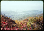 View of Shenandoah Valley from Skyline by James Madison University