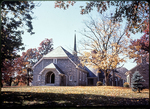 Old Stone Church near Fort Defiance by James Madison University