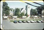 Bicentennial Wagon Train in Harrisonburg by James Madison University
