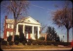 Dr. Glick's mansion on Chestnut Dr. by James Madison University