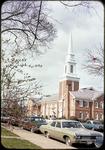 Baptist Chruch by James Madison University