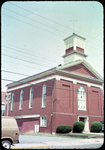 John Wesley Methodist Church N. Liberty St. by James Madison University
