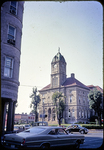 Court House - front view (Rockingham) by James Madison University