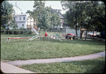 Day Care Center play yard at Asbury Methodist Church