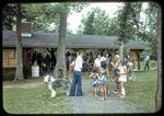 Hillandale park picnic shelter by James Madison University