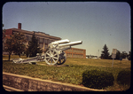 The Cannon on S. High at Grace by James Madison University